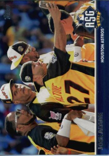 Photo of 2016 Topps Update All-Star Game Access #MLB7 Jose Altuve