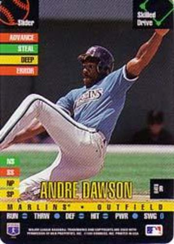 Photo of 1995 Donruss Top of the Order #242 Andre Dawson