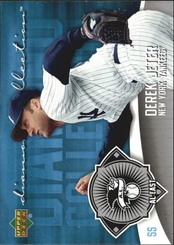 Photo of 2006 Upper Deck Diamond Collection #DJ Derek Jeter