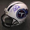 NFL - Titans Delanie Walker signed Titans proline helmet