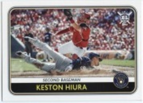 Photo of 2020 Topps Big League #48 Keston Hiura