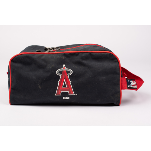 Photo of Mike Trout 2020 Team Issued Equipment Bag