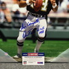 HOF - Chargers Dan Fouts signed 16x20 canvas print w/ Air Coryell inscription