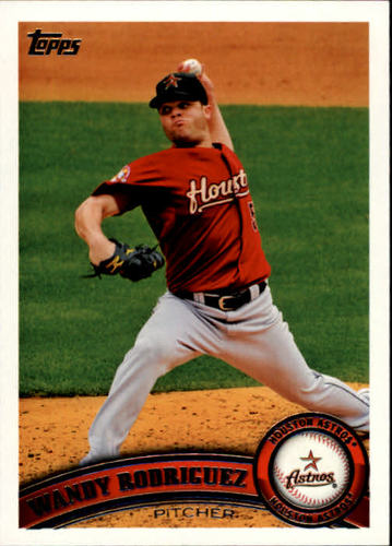 Photo of 2011 Topps #241 Wandy Rodriguez