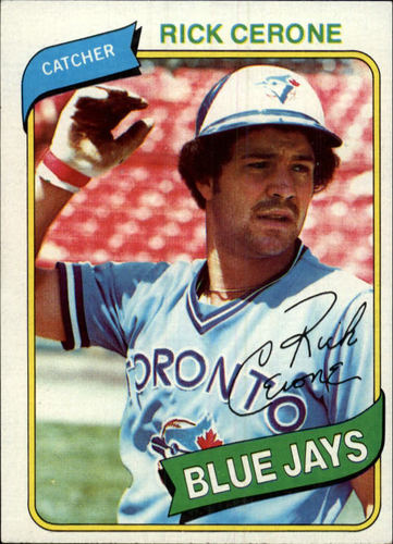 Photo of 1980 Topps #591 Rick Cerone