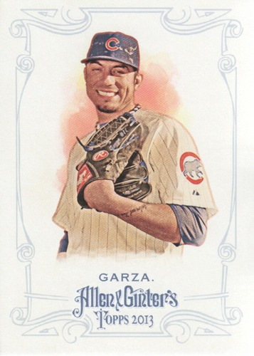 Photo of 2013 Topps Allen and Ginter #123 Matt Garza