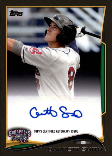 Photo of 2014 Topps Pro Debut Autographs #PDAGS Garrett Smith