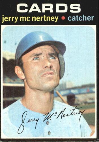 Photo of 1971 Topps #286 Jerry McNertney