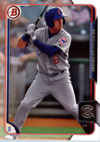 Photo of 2015 Bowman Draft #199 Albert Almora