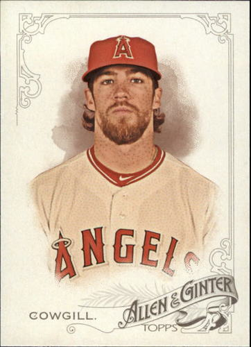 Photo of 2015 Topps Allen and Ginter #335 Collin Cowgill