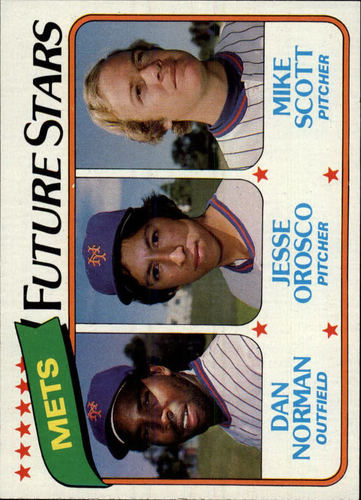 Photo of 1980 Topps #681 Dan Norman/Jesse Orosco RC/Mike Scott RC