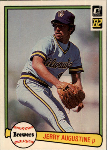 Photo of 1982 Donruss #332 Jerry Augustine