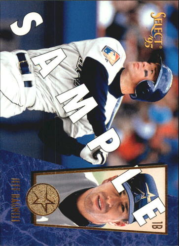 Photo of 1995 Select Samples #37 Jeff Bagwell
