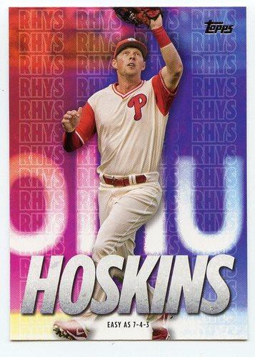 Photo of 2020 Topps Rhys Hoskins Highlights #RH8 Rhys Hoskins