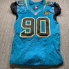 Jaguars - Andre Branch Game Issued Jersey Size 42