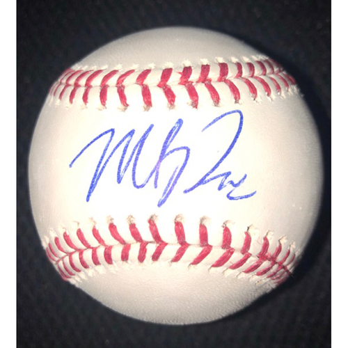 Photo of Matt Davidson Autographed Baseball