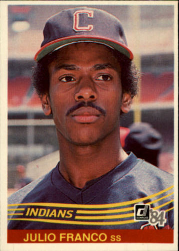 Photo of 1984 Donruss #216 Julio Franco