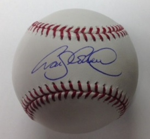 Craig Counsell Autographed Baseball