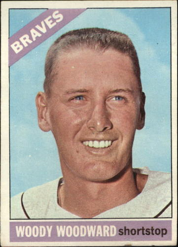 Photo of 1966 Topps #49 Woody Woodward