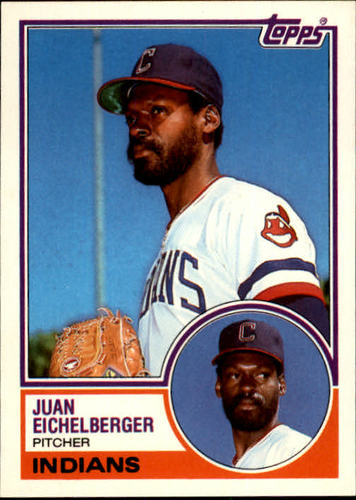 Photo of 1983 Topps Traded #29T Juan Eichelberger