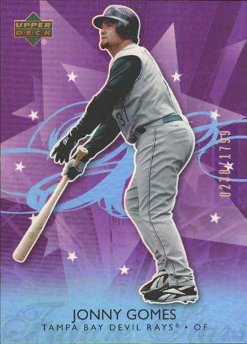 Photo of 2006 Upper Deck Future Stars Purple #69 Jonny Gomes
