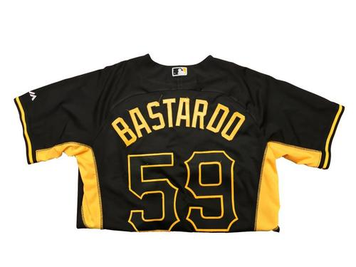 Antonio Bastardo Team-Issued 2016 Batting Practice Jersey