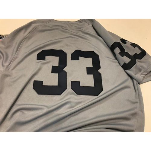 Photo of Team-Issued 1968 World Series 50th Anniversary Jersey: Pete Kozma