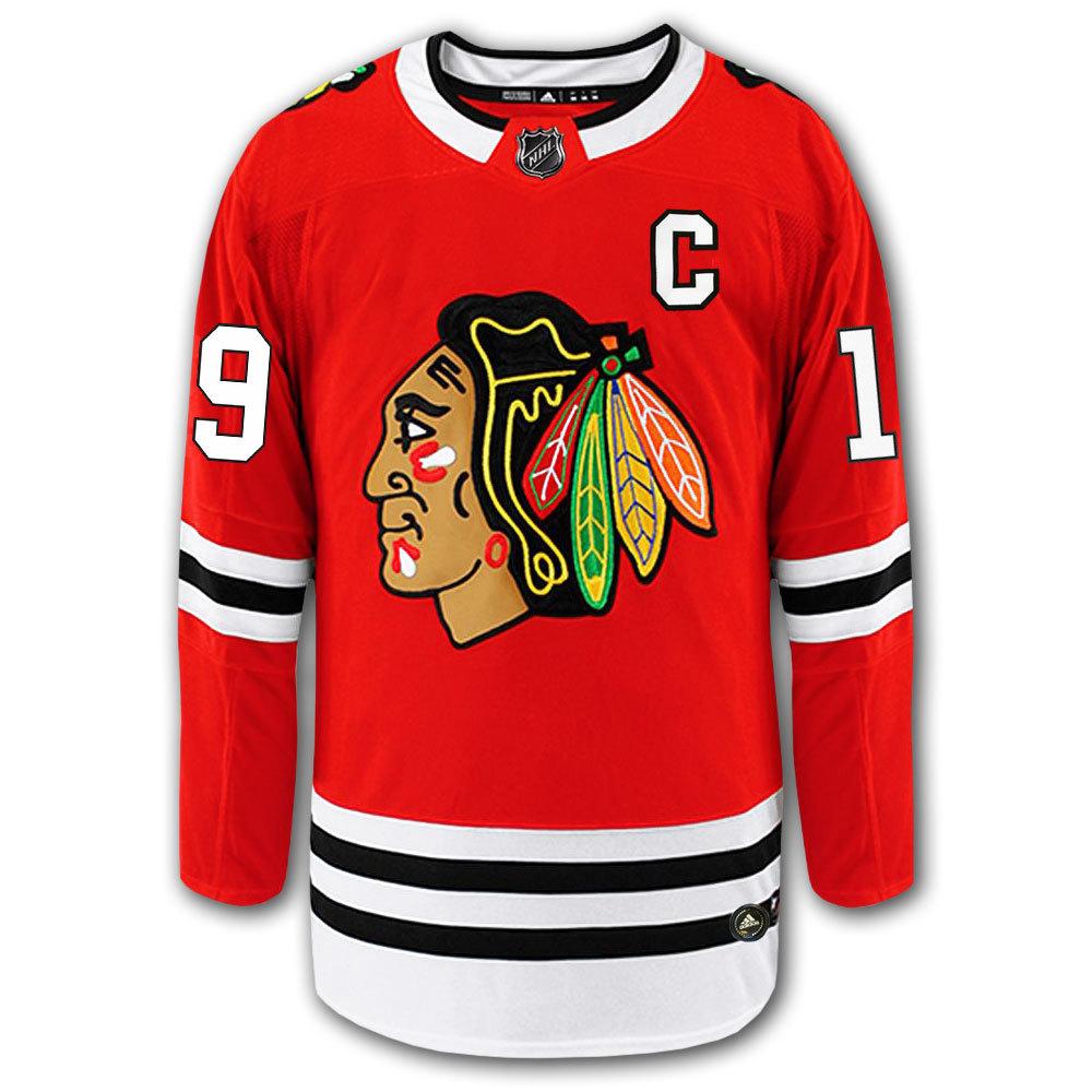 c6bd08eac Jonathan Toews Chicago Blackhawks Adidas Pro Autographed Jersey ...
