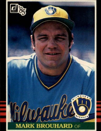Photo of 1985 Donruss #149 Mark Brouhard