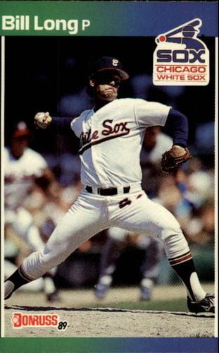 Photo of 1989 Donruss #573 Bill Long DP