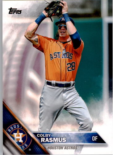 Photo of 2016 Topps #135 Colby Rasmus