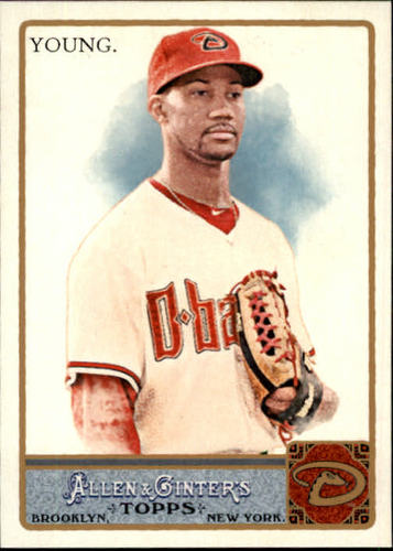 Photo of 2011 Topps Allen and Ginter #271 Chris Young