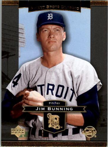 Photo of 2003 Sweet Spot Classics #40 Jim Bunning