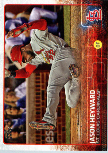 Photo of 2015 Topps Update #US135A Jason Heyward