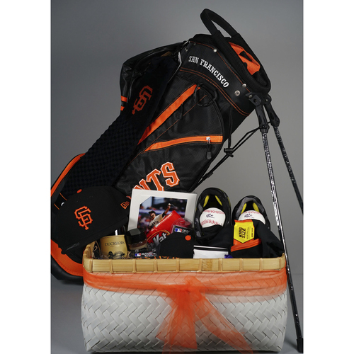 "Photo of Giants Wives Auction: Drew Pomeranz ""Favorite Things"" Basket"