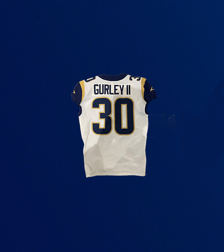 Photo of Todd Gurley Game Cut Authentic Jersey