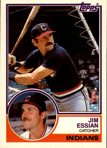 Photo of 1983 Topps Traded #30T Jim Essian