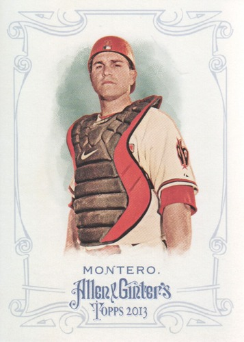 Photo of 2013 Topps Allen and Ginter #129 Miguel Montero