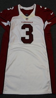 CARDINALS - CARSON PALMER SIGNED AUTHENTIC CARDINALS JERSEY - SIZE 44