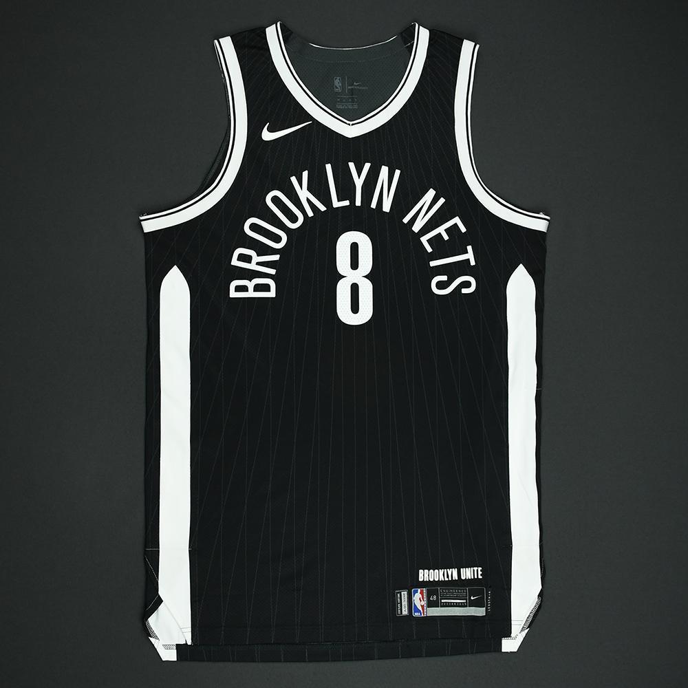 online store 64fdb 7af90 Spencer Dinwiddie - Brooklyn Nets - 2018 Taco Bell Skills ...