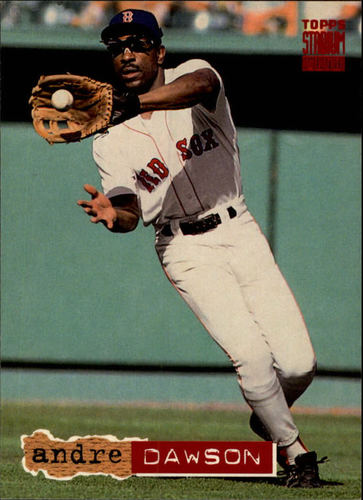Photo of 1994 Stadium Club #371 Andre Dawson