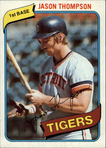 Photo of 1980 Topps #150 Jason Thompson