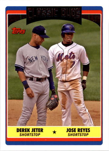 Photo of 2006 Topps Update #326 D.Jeter/J.Reyes