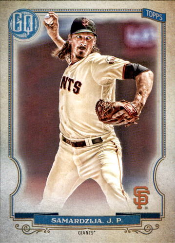 Photo of 2020 Topps Gypsy Queen #275 Jeff Samardzija