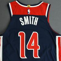 Ish Smith - Washington Wizards - Game-Worn Statement Edition Jersey - 2019-20 NBA Season