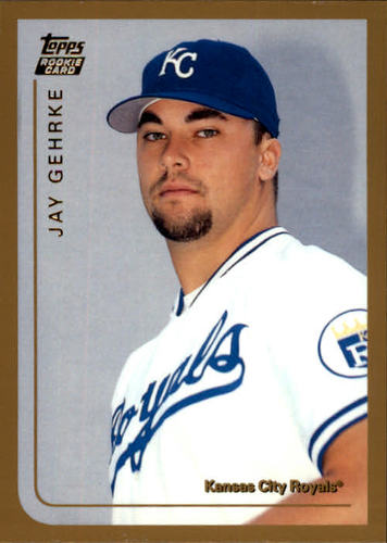 Photo of 1999 Topps Traded #T73 Jay Gehrke RC