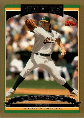 Photo of 2006 Topps Gold #178 Barry Zito