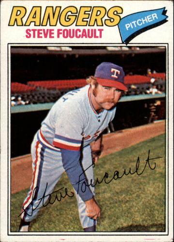 Photo of 1977 Topps #459 Steve Foucault