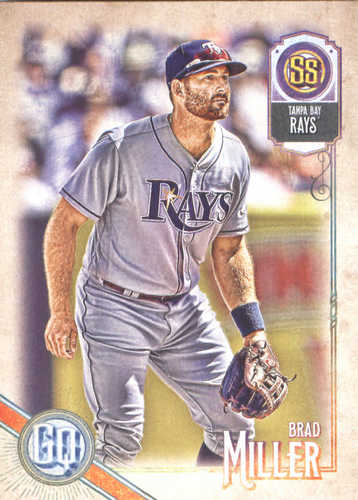 Photo of 2018 Topps Gypsy Queen #44 Brad Miller