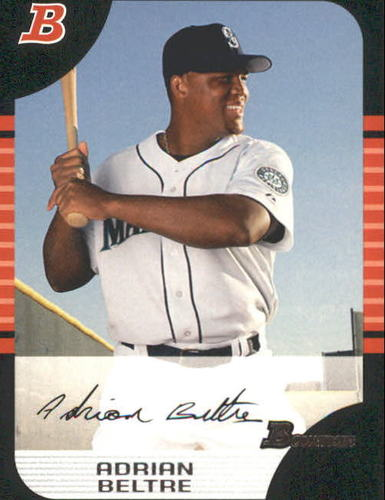 Photo of 2005 Bowman #139 Adrian Beltre